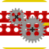 LEGO Technic Gear Ratios