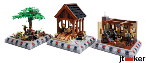 Loggers, Sawmiller and Shieldsmiths