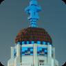 LEGO Nebraska State Capitol