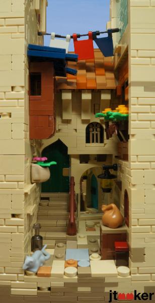 Petraean Alley
