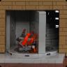 Secret Fireplace Passage