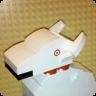 LEGO Target Dog 8x Size